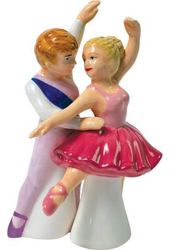 Ballet Dancers - Salt & Pepper Shakers