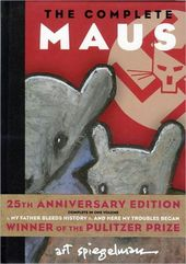Maus: A Survivor's Tale : My Father Bleeds