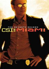 CSI: Miami - Complete 7th Season (7-DVD)