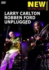 Larry Carlton & Robben Ford - Unplugged