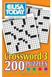 Crosswords/General: USA Today Crossword 3: 200