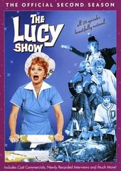 The Lucy Show - Official 2nd Season (4-DVD)
