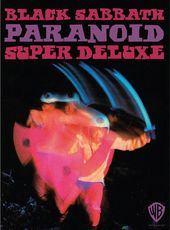 Paranoid [Super Deluxe Edition] (4-CD + Book)