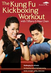 The Kung Fu Kickboxing Workout with Tiffany & Max