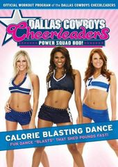 Dallas Cowboys Cheerleaders: Power Squad Bod! -