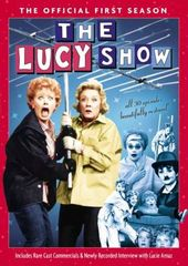 The Lucy Show - Official 1st Season (4-DVD)
