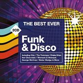 The Best Ever Funk & Disco (2-CD)