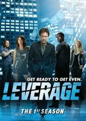 Leverage - Season 1 (4-DVD)