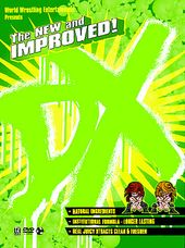 Wrestling - WWE: The New and Improved DX (3-DVD)