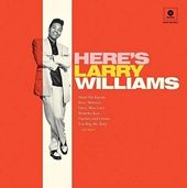 Here's Larry Williams + 2 Bonus Tracks
