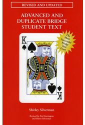 Card Games/Bridge: Advanced and Duplicate Bridge: