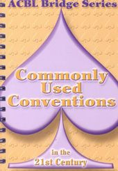 Card Games/Bridge: Commonly Used Conventions in
