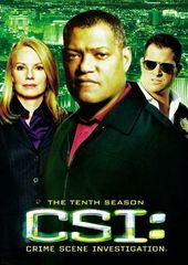 CSI: Crime Scene Investigation - Complete 10th