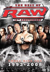 Wrestling - WWE: Raw 15th Anniversary (3-DVD)