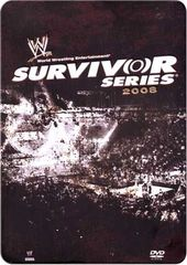 Wrestling - WWE: Survivor Series 2008 (FYE