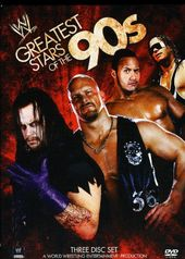 Wrestling - WWE: Greatest Stars of the 90s