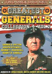 Greatest Generals Collection, Volume 2 (2-DVD)