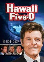 Hawaii Five-O - Complete 8th Season (6-DVD)