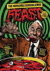 The Herschell Gordon Lewis Feast (9-Blu-ray +