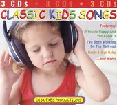 Classic Kids Songs (3-CD)