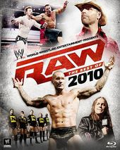 Wrestling - WWE: Raw - The Best of 2010 (Blu-ray)