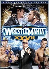 WWE - Wrestlemania 27 (3-DVD)