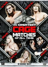 Wrestling - WWE: The Greatest Cage Matches of All