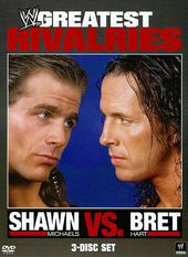 Wrestling - WWE: Greatest Rivalries - Shawn