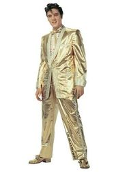 Gold Suit - Chunky Magnet