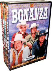Bonanza - Volumes 1-4 (4-DVD)