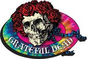Grateful Dead - Rose Skull - Chunky Magnet