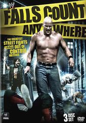 Wrestling - WWE - Falls Count Anywhere