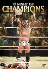 Wrestling - WWE: Night of Champions 2012