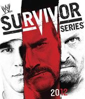 Wrestling - WWE: Survivor Series 2012 (Blu-ray)