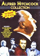 Alfred Hitchcock Collection: 13 Films on 5-DVDs