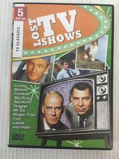 Lost TV Shows (5-DVD)