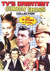 TV's Greatest Comedy Shows Collection (5-DVD)