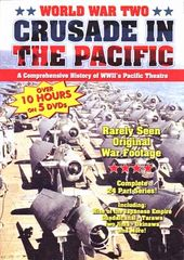 WWII - Crusade in the Pacific (5-DVD)