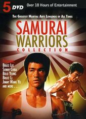 Samurai Warriors Collection (5-DVD)