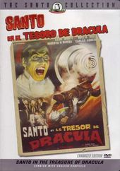 Santo in The Treasure of Dracula (Santo En El