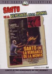 Santo in The Vengeance of The Mummy (Santo En La
