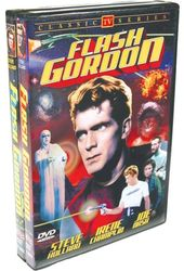 Flash Gordon - Volumes 1 & 2 (2-DVD)