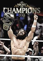 Wrestling - WWE: Night of Champions 2013