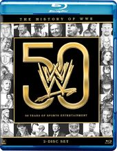 Wrestling - WWE: The History of the WWE (Blu-ray)