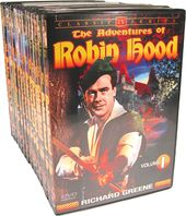 Adventures of Robin Hood - Volumes 1-15 (15-DVD)