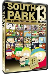 South Park - Complete Season 13 (3-DVD)