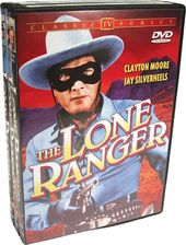 The Lone Ranger - Volumes 1-3 (3-DVD)