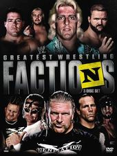 Wrestling - WWE: Wrestling's Greatest Factions