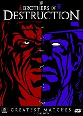 Wrestling - WWE: Brothers of Destruction