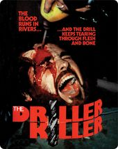 The Driller Killer [Steelbook] (Blu-ray + DVD)